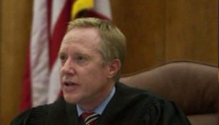 Judge Thomas Low praised Keith Vallejo before sentencing, prompting complaints. (Source: KUTV)