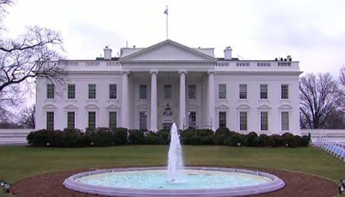 The agency is reviewing security measures at the White House after a man jumped a fence last month to gain access to the White House. (Source: Pool/CNN)