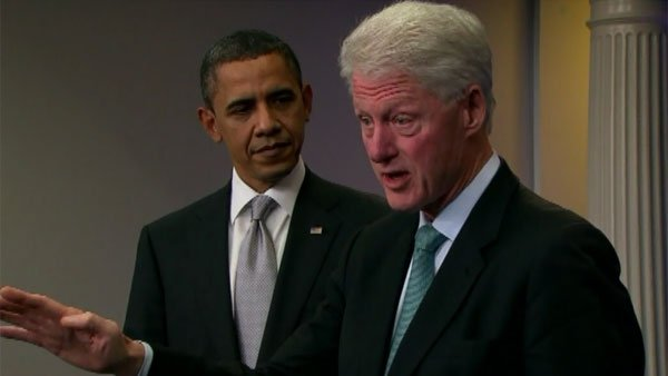 Bill Clinton said President Barack Obama struck the best deal possible under the circumstances. (Source: CNN)