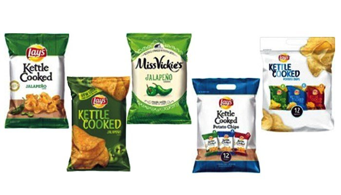 Frito-Lay is recalling some potato chips because of fears of food poisoning. (Source: Frito-Lay)