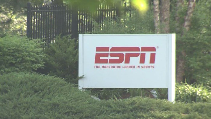 ESPN is contracting after years of losing money, and layoffs continued Wednesday of some on-air personalities and writers. (Source: CNN)