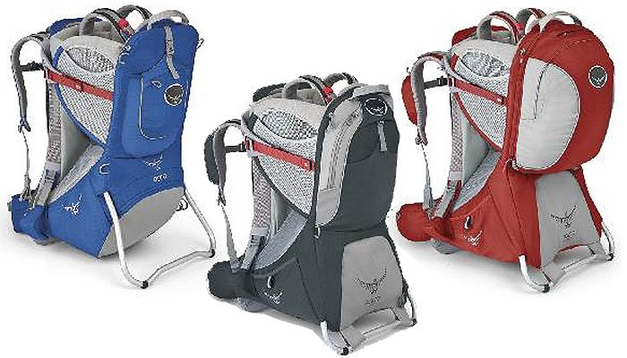 Osprey is recalling 82,000 Poco child carriers after several children suffered injuries. (Source: USCPSC)
