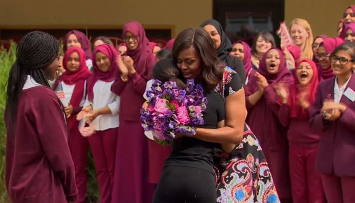Trump Announces The End Of Michelle Obama's Girls Education Program