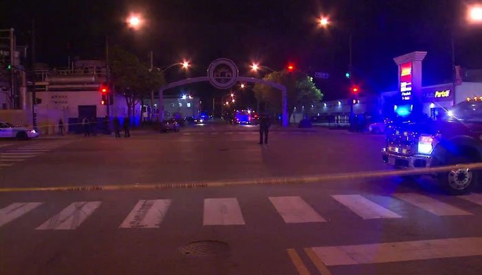 Police say Chicago officers shot and wounded were targeted