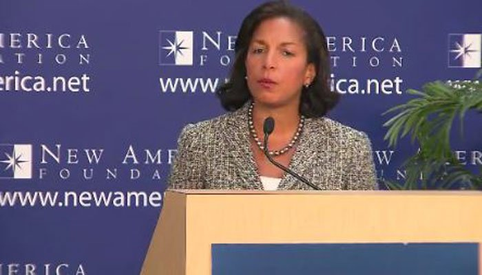 Susan Rice won't testify before Congress on Russian meddling in election