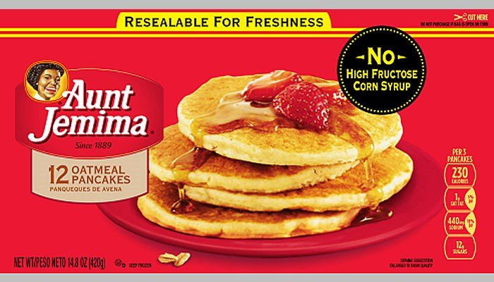 Aunt Jemima frozen pancakes, waffles, French toast recalled