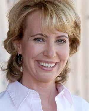 Gabrielle Giffords (Source: Giffordsforcongress.com)