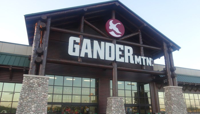 Some Gander Mountain stores will remain open. A list has been released on Twitter. (Source: Corey Coyle/Wikicommons)