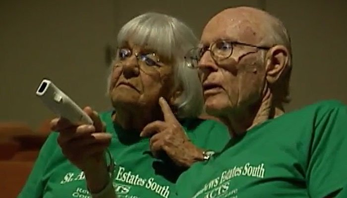A new study says one third of senior citizens don't use the internet. (Source: KOAA/WPBF/CNN)