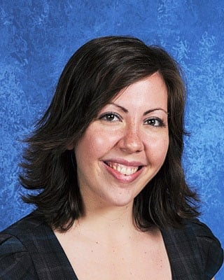 Social studies teacher Shawna Gallagher Vega was inspired to teach by the late Christa McAuliffe, who died in the Challenger accident. (Source: Vega)