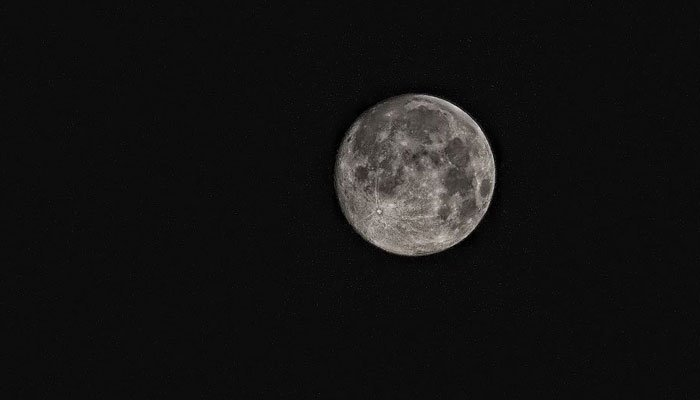 The June 9 full moon will be smaller, darker and farther away