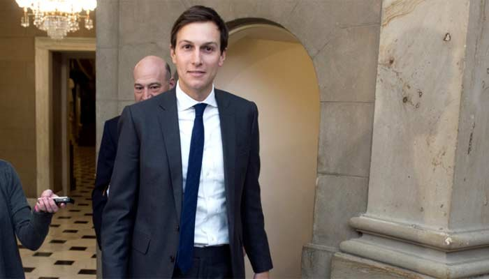 Lawyer says Kushner willing to cooperate with Russia investigators