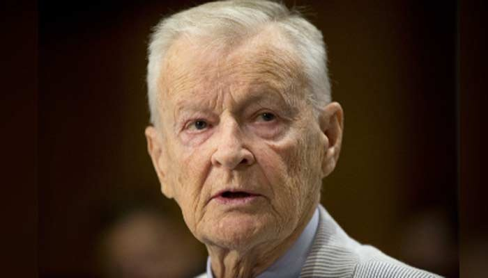 Former National Security Adviser Zbigniew K. Brzezinski died Friday, his daughter said. (Source: AP Photo/Pablo Martinez Monsivais)