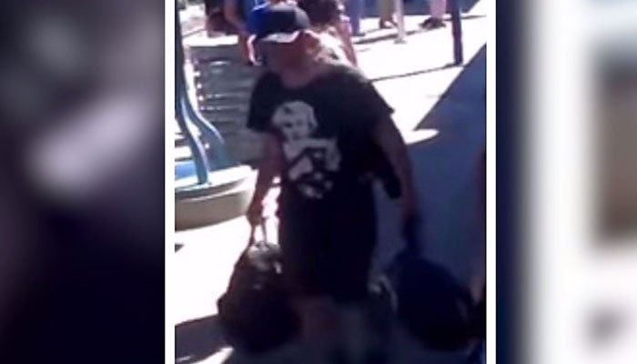 Suspect sought in theft of Portland victim's backpack, wedding ring