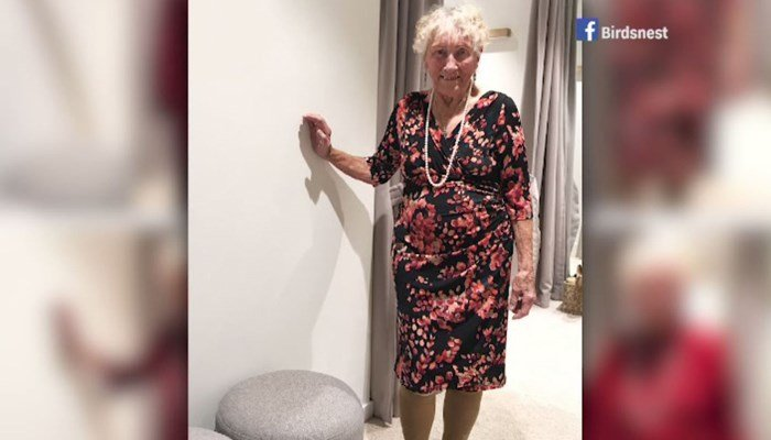 Great-grandmother takes to social media to find wedding dress
