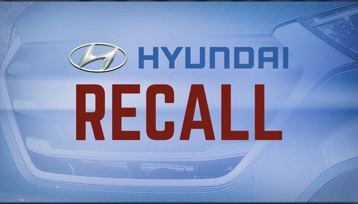 Two Hyundai recalls cover about 600,000 vehicles. (Source: AP)