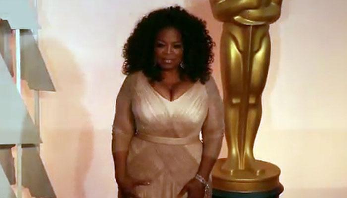 Oprah Winfrey says she will never run for president. (Source: Pool/CNN)