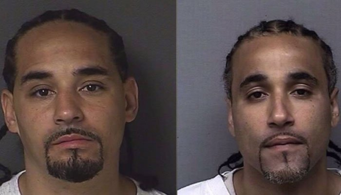 The man always maintained his innocence after being sentenced to 19 years for a 1999 robbery. (Source: Kansas City Police Department/WDAF/CNN)