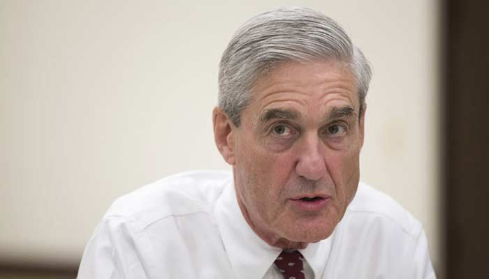 Robert Mueller is leading the investigation into Russian meddling in the 2016 presidential election. (Source: AP/Evan Vucci)