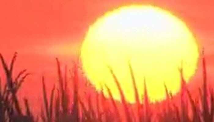 This past May was the second-warmest May in 137 years of modern record-keeping. (Source: WGN/KVLY/KXJB/CNN)