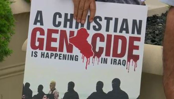 Some of those being deported are Christians who advocacy groups say face persecution in Iraq. (Source: WXYZ/CNN)