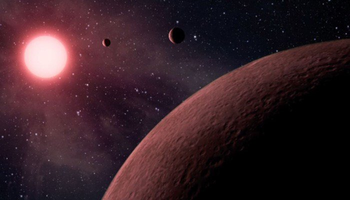 NASA announced the discovery of 219 more exoplanets, one of which is very similar to Earth. (Source: NASA via CNN)