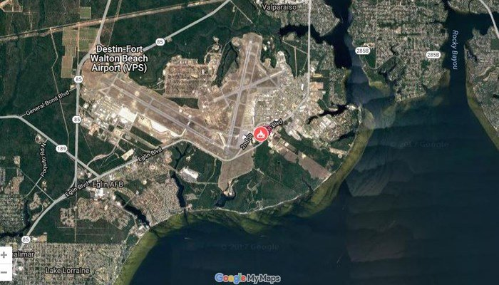 Lab explosion prompts investigation at Eglin Air Force Base