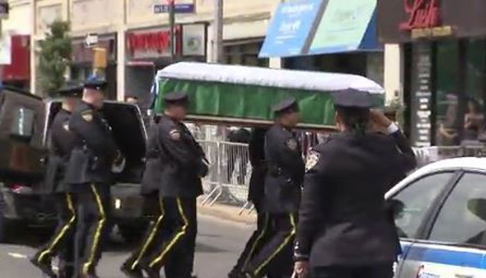 NYPD officer dies after shooting, suspect killed