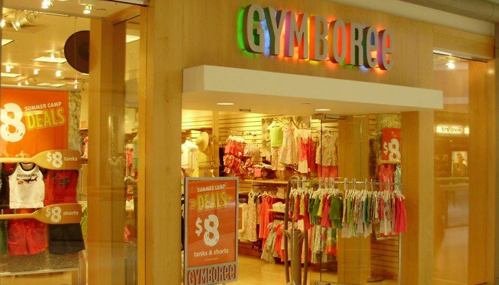 Gymboree to close 350 stores nationwide