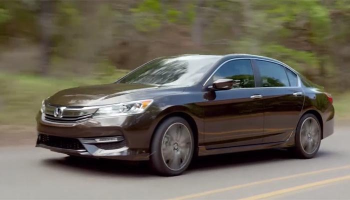 The recall follows multiple reports of battery sensors causing fires in the engine. (Source: HONDA/CNN)