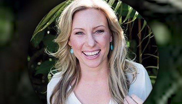 Justine Damond was shot to death late Saturday. (Source: stephengovel.com/CNN)