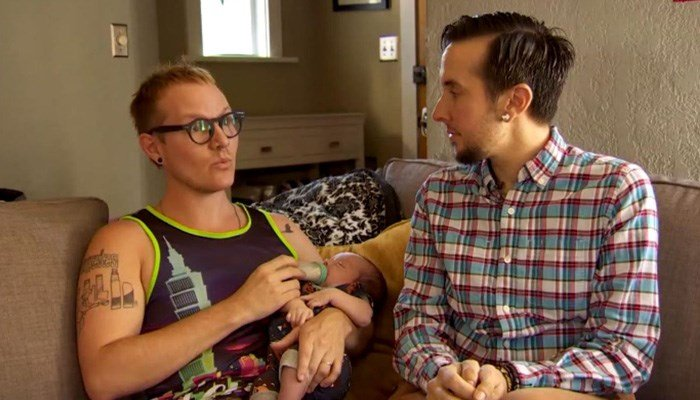 Transgender man in USA gives birth to baby boy