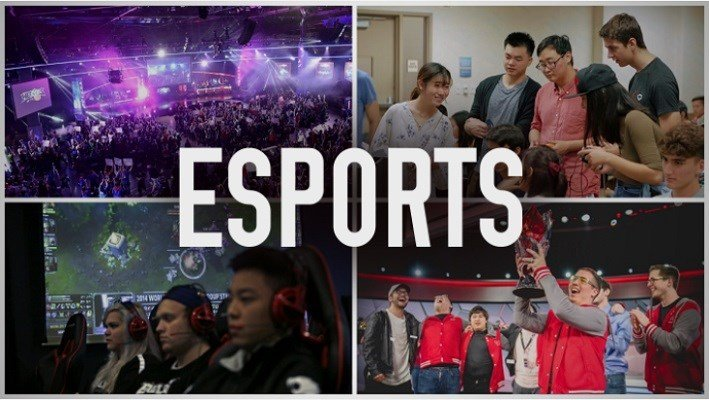 Esports as a whole will generate more than $600 billion in revenue through 2017, and colleges have begun to take notice. (Source: Blizzard Entetainment/Riot Games/AP Photo/Facebook/UCI)