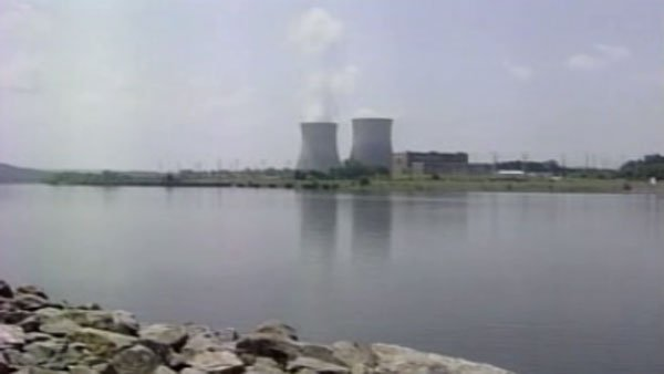 Browns Ferry Nuclear Plant in AL lost power due to severe storms. (Source: CNN)