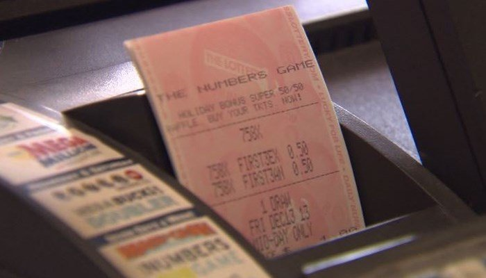 It's the biggest Mega Millions jackpot we've seen in a while, but it's not a record. (Source: KCAL/KCBS/CNN)