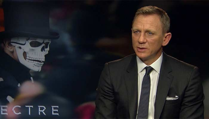 Daniel Craig will be back for another James Bond film