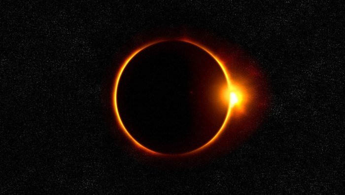 Watch coverage of the total solar eclipse Monday as it passes over the U.S. (Source: Pixabay)