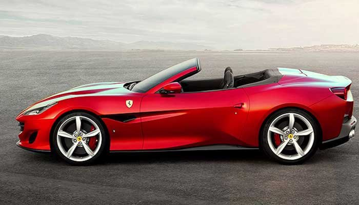 New Ferrari Portofino revealed