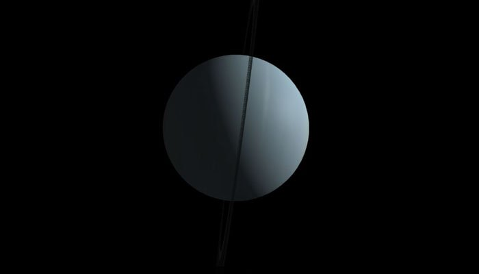 Uranus could be full of giant diamonds, study concludes. (Source: NASA)