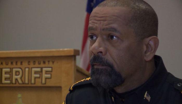 David Clarke Resigns As Milwaukee Co. Sheriff