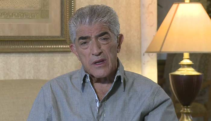 Actor Frank Vincent, who made a name for himself playing tough guys in films and on television's The Sopranos, has died, his family has confirmed. (Source: CNN)