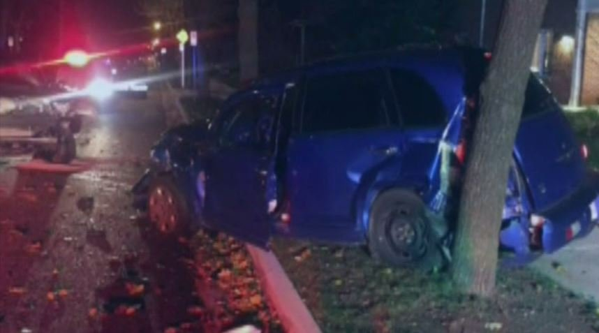 An officer said a visibly intoxicated Josh Kuiper hit a parked car, knocked someone to the ground during the crash and admitted to being intoxicated. (Source: Grand Rapids Police Dept./WOOD/CNN)