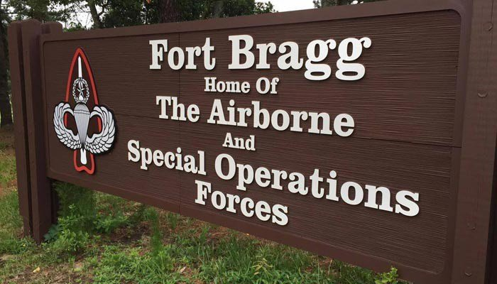 A training accident happened at Ft. Bragg, NC. (Source: Fort Bragg/Facebook)