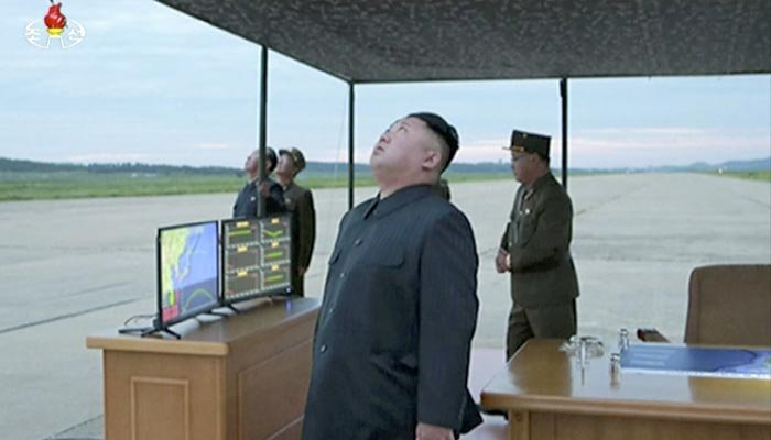 The international community has slapped sanctions on North Korea due to the repeated missile launches. (Source: KRT via AP Video)