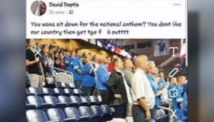 Detroit Lions ban fan over racist Snapchat post
