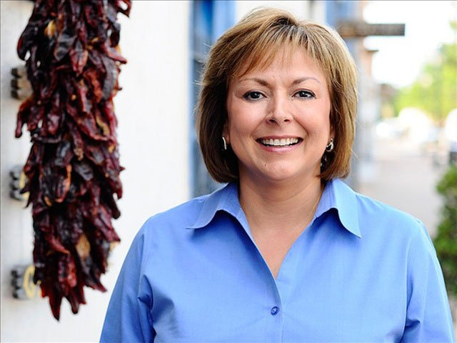 New Mexico Gov. Susana Martinez. (Source: Martinez campaign)