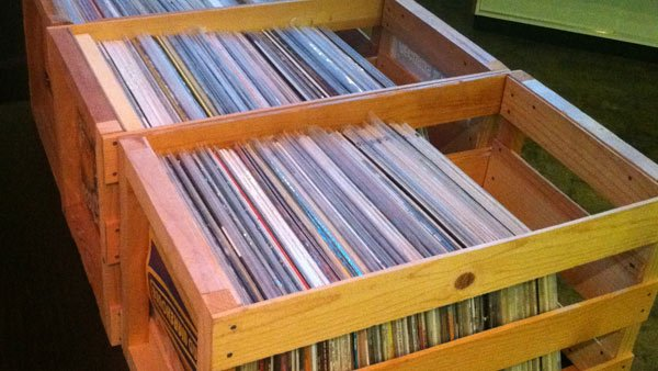 Saturday is your chance to score rare vinyl during the fifth annual Record Store Day. (Source: Flickr/Criminal_Aurora)