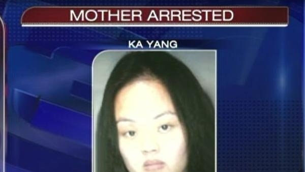 Ka Yang, 29, is accused of killing her newborn in a microwave. (Source: KCRA/CNN)