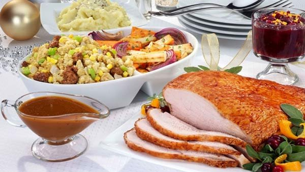 Diabetics can still enjoy the foods they like at Thanksgiving, at long as they exercise portion control and balance carbs with vegetables and lean proteins. (Source: inklingtest6.info/MGN Online)