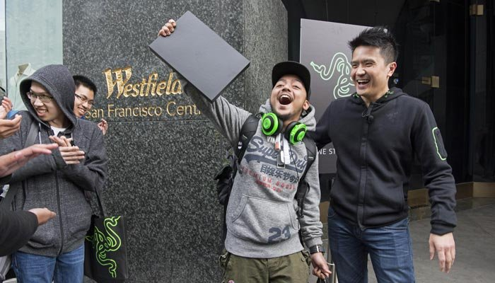 Razer, a gaming hardware and lifestyle company, will release a new mobile device later this year. (Source: Peter Barreras/AP Images for Razer USA)